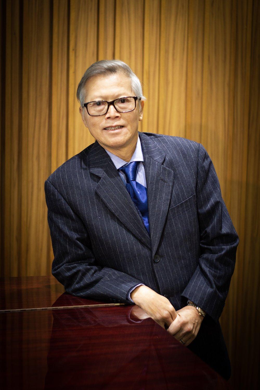 Pr Paul Wong - Pastor for Mandarin Service