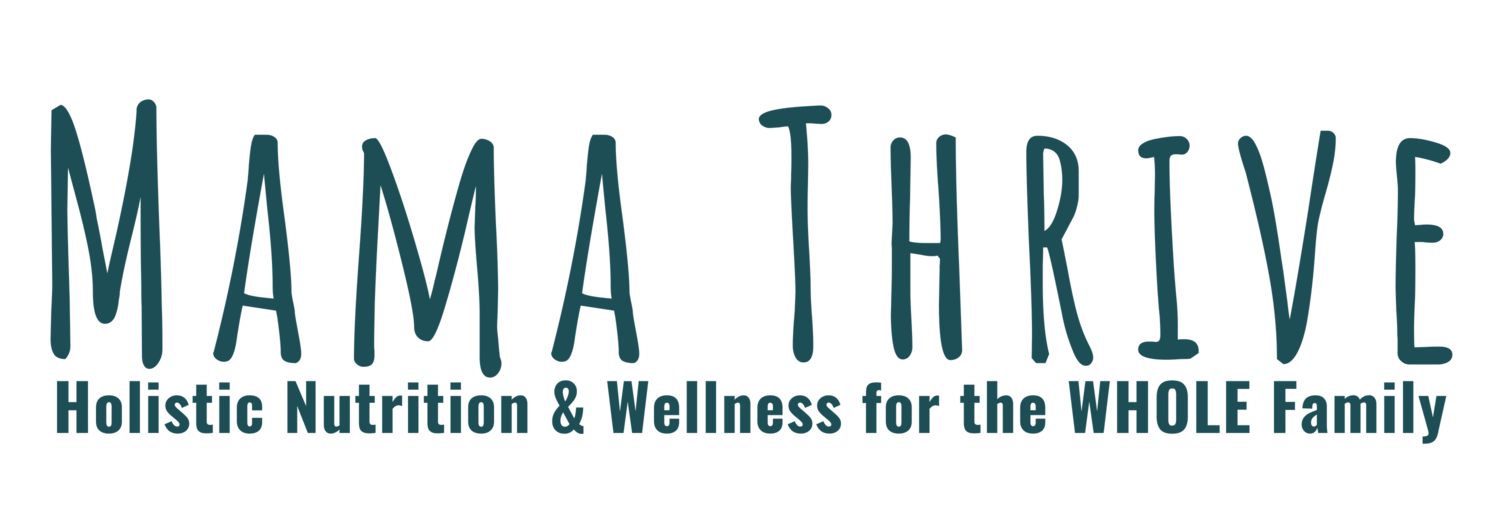 Mama Thrive™  | Holistic Wellness for the WHOLE Family