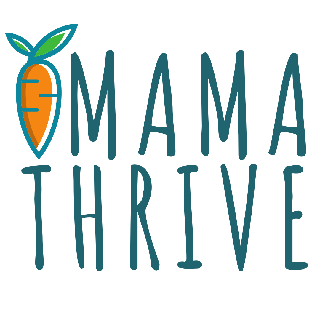 Mama Thrive™  | Holistic Nutrition & Wellness for the WHOLE Family