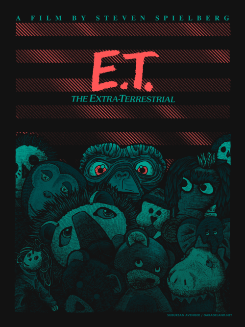 ET FINAL First Officially Licensed Movie Poster
