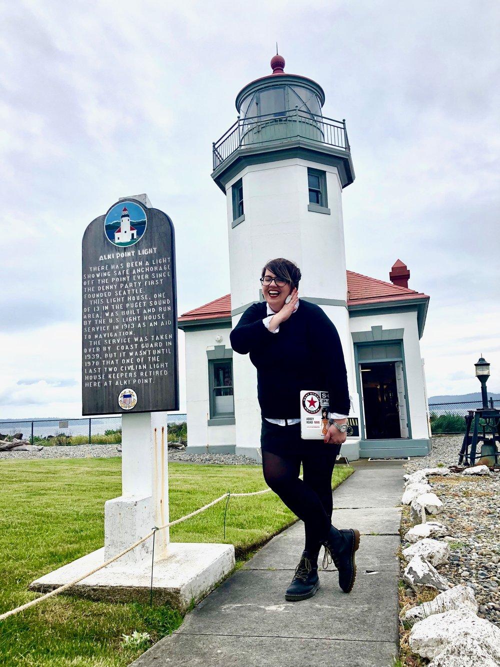 Mandy Zelnka West Seattle 2018 photo by @MayorFerg-4.JPG
