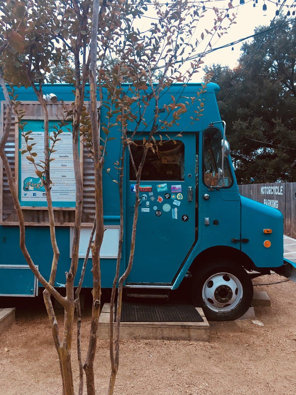 Radio Coffee + Beer    Veracruz All Natural Food Truck