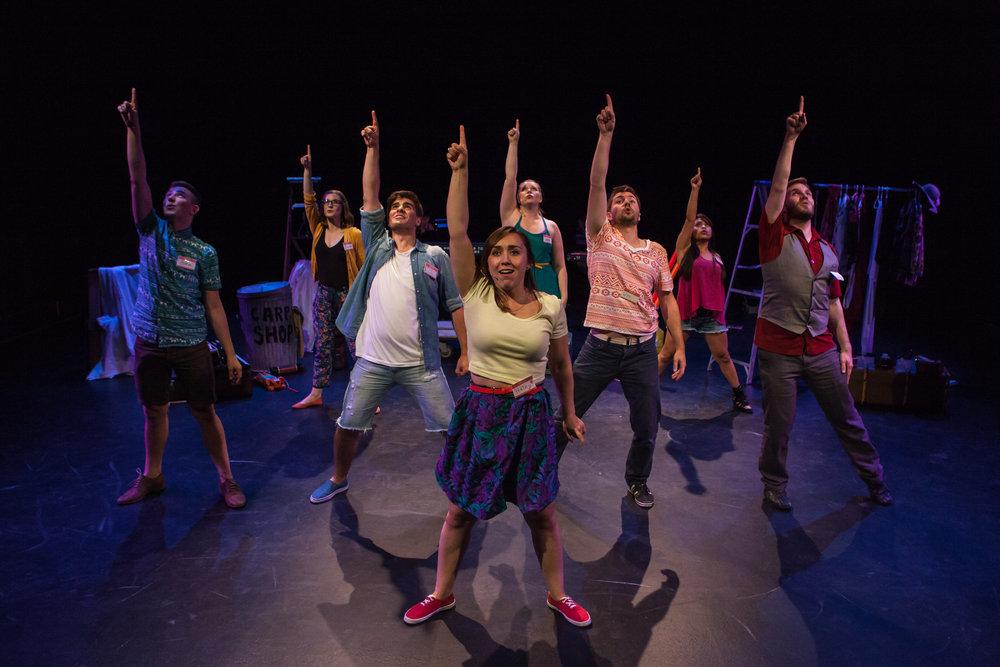 Godspell [Winnipeg Studio Theatre]