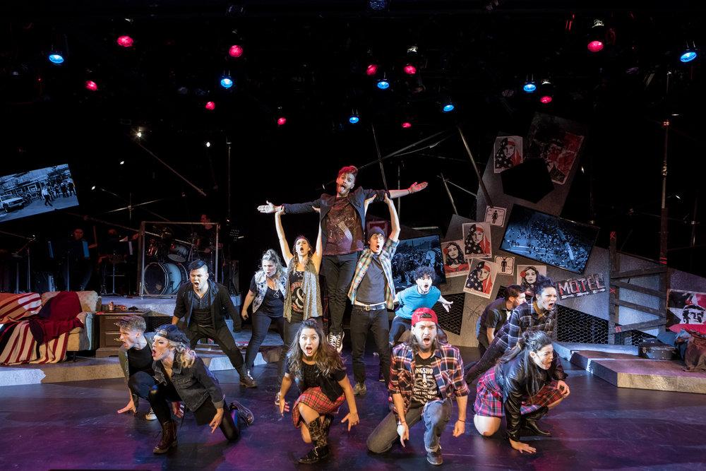 Green Day's American Idiot [Winnipeg Studio Theatre]
