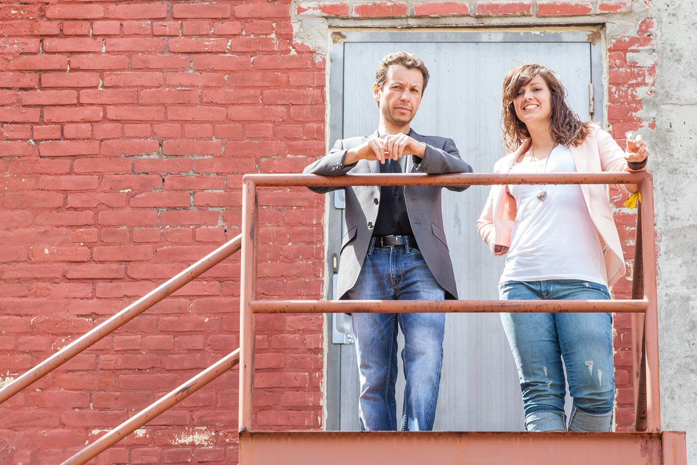 Brian & Chloe