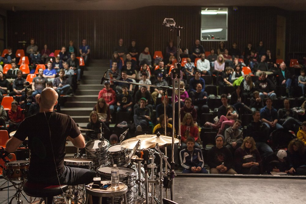 Winnipeg DrumTalk Festival