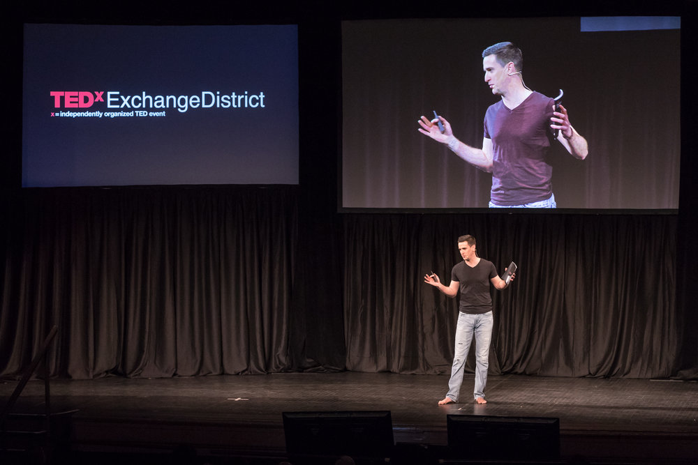 TEDx Exchange District