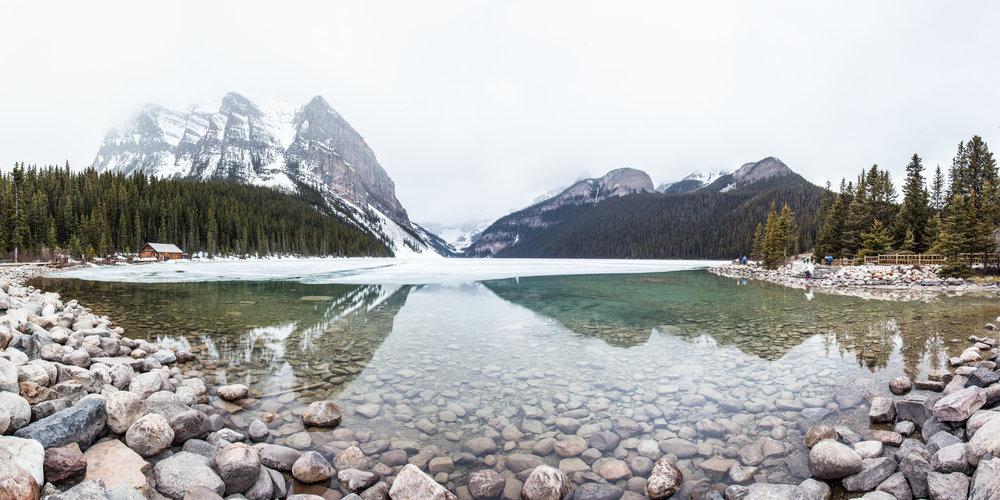 Lake Louse, Banff National Park, Alberta [May, 2015]