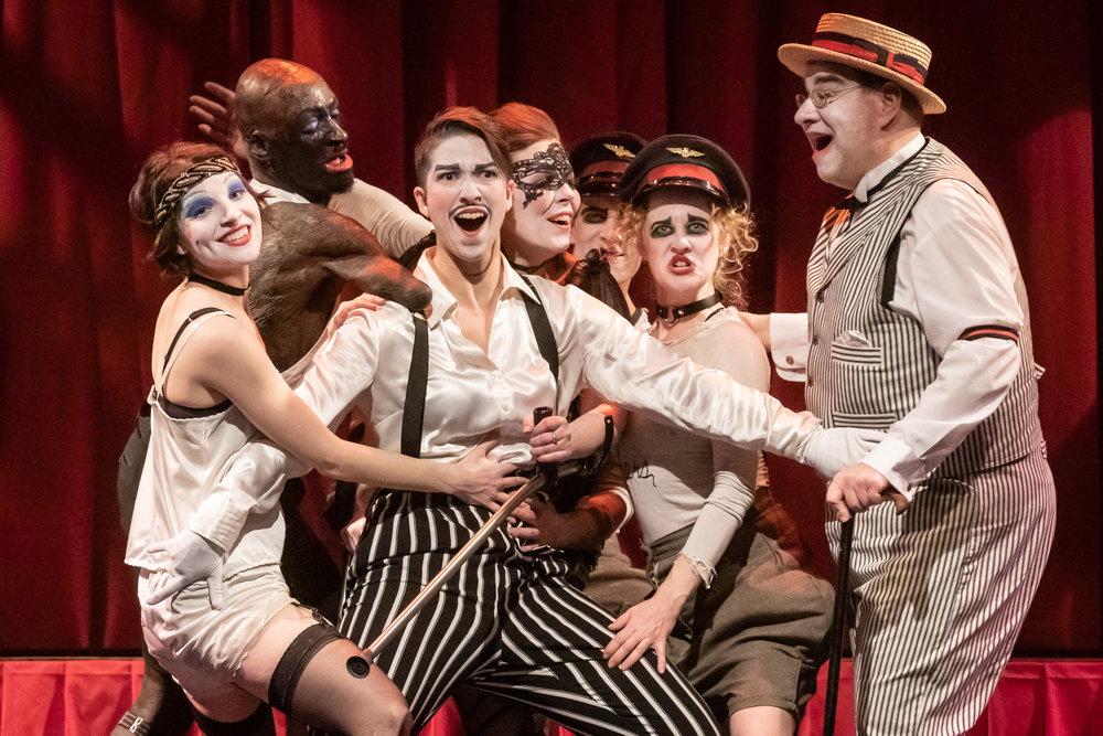 The Threepenny Opera [Sick & Twisted Theatre]