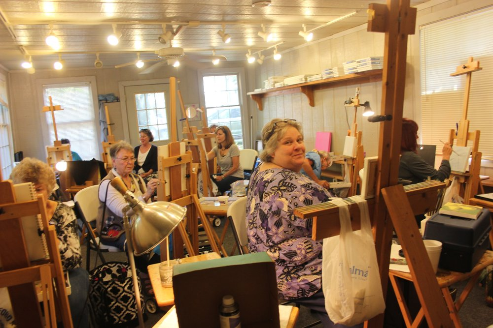 - I am glad to be a part of Corley Mill Artists' Group. To learn more about me, you may visit my web site at www.michelmcninch.com or call me at 803-360-2994.