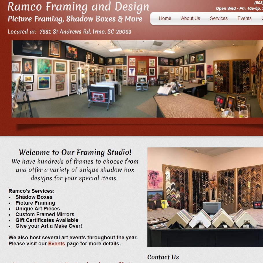 Ramco Framing and Design