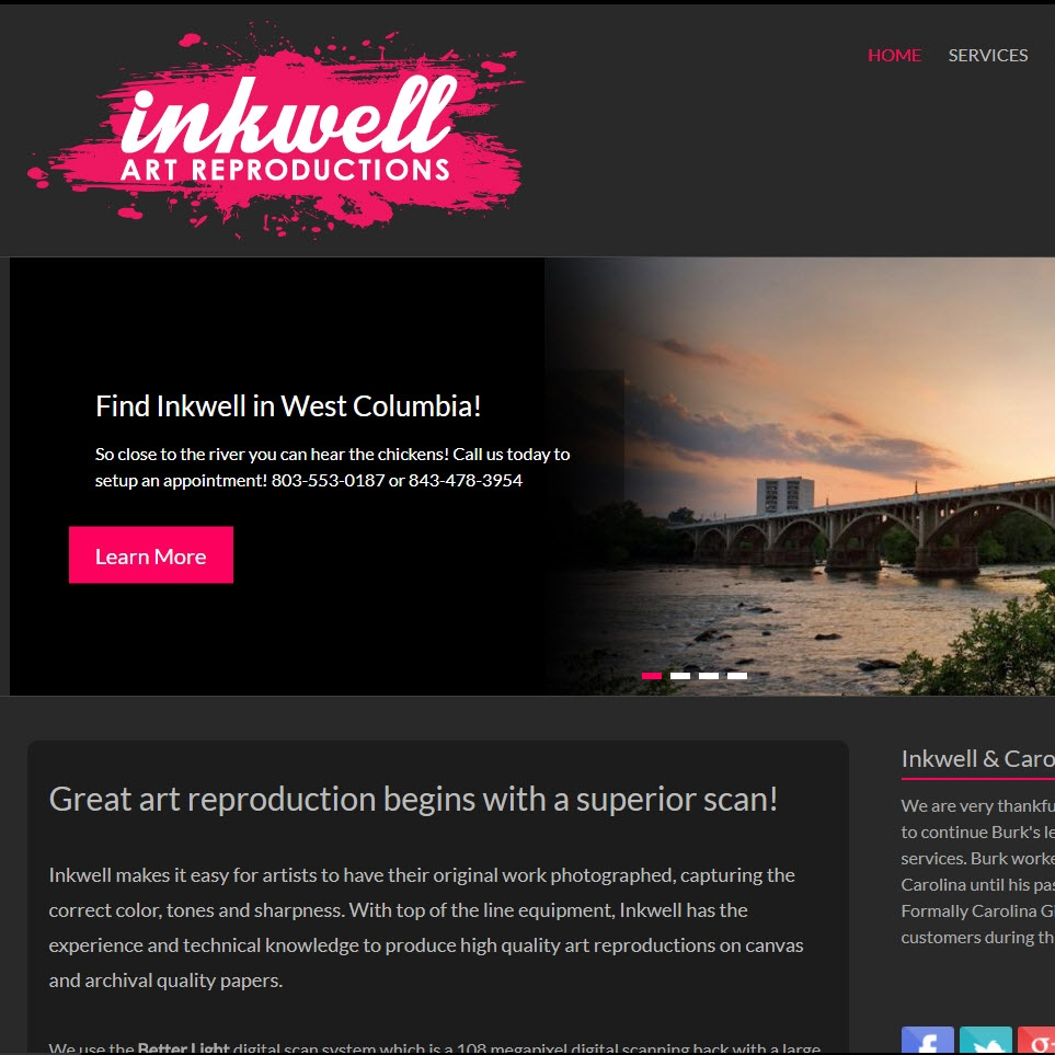 Inkwell Art Reproductions