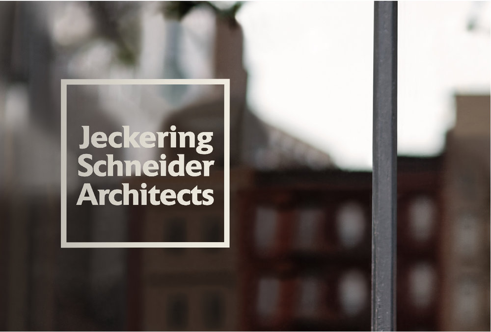 Jeckering Schneider Architects Brand Identity Design