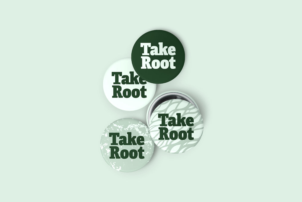 TakeRoot Buttons