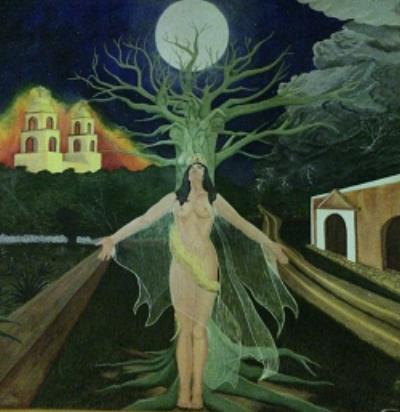 Ixtabay (crédito de imagen: artista desconocido)
