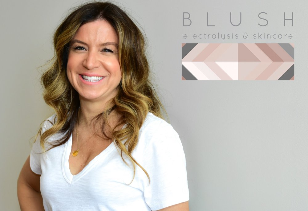 Blush Inc. - Nina's original site felt like a HTML dinosaur… We changed that