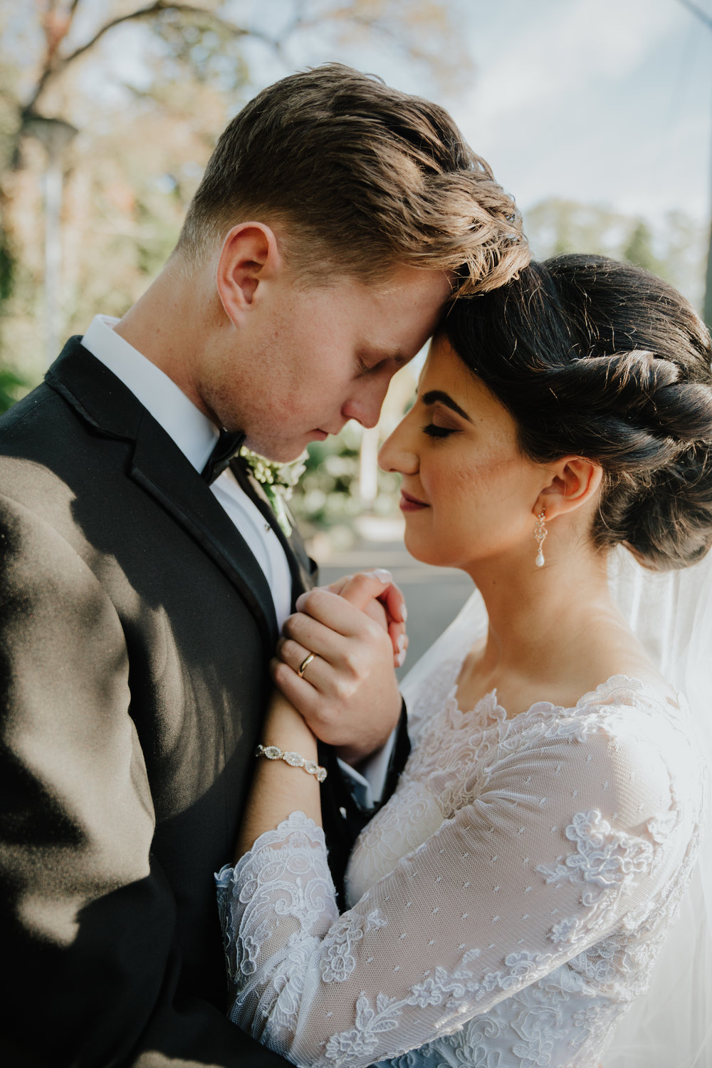 Theresa Andy Wedding St Mary Star of the Sea West Melbourne Happy Pixel Weddings