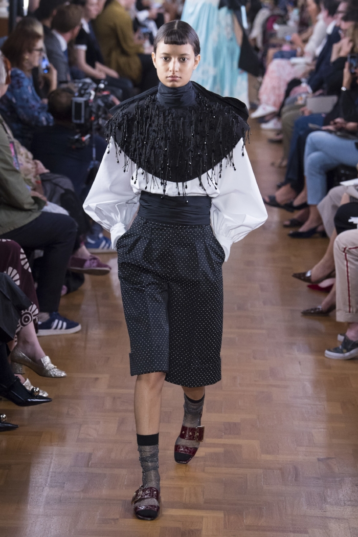 ERDEM - SPRING 2019 (featured on vogue.com)