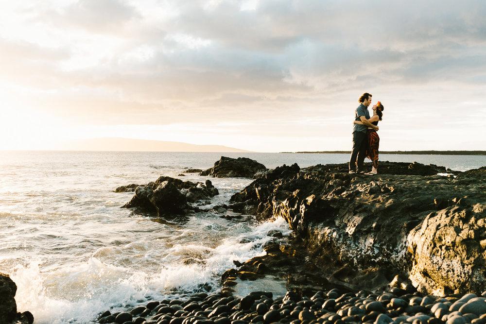 Maui Couple's Adventure Photography