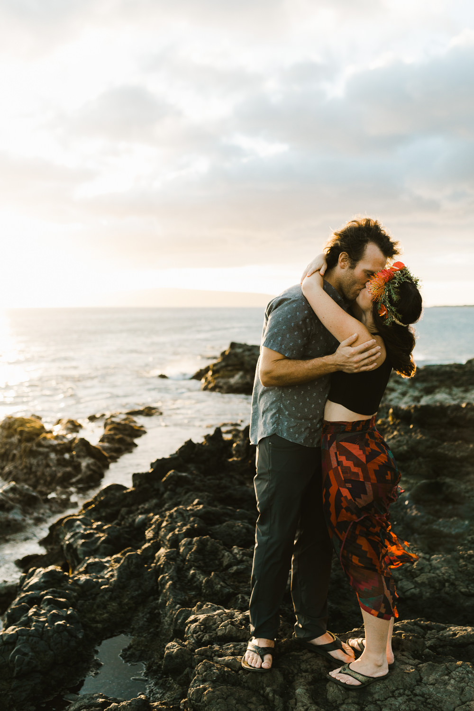 Maui Couples Adventure Photography