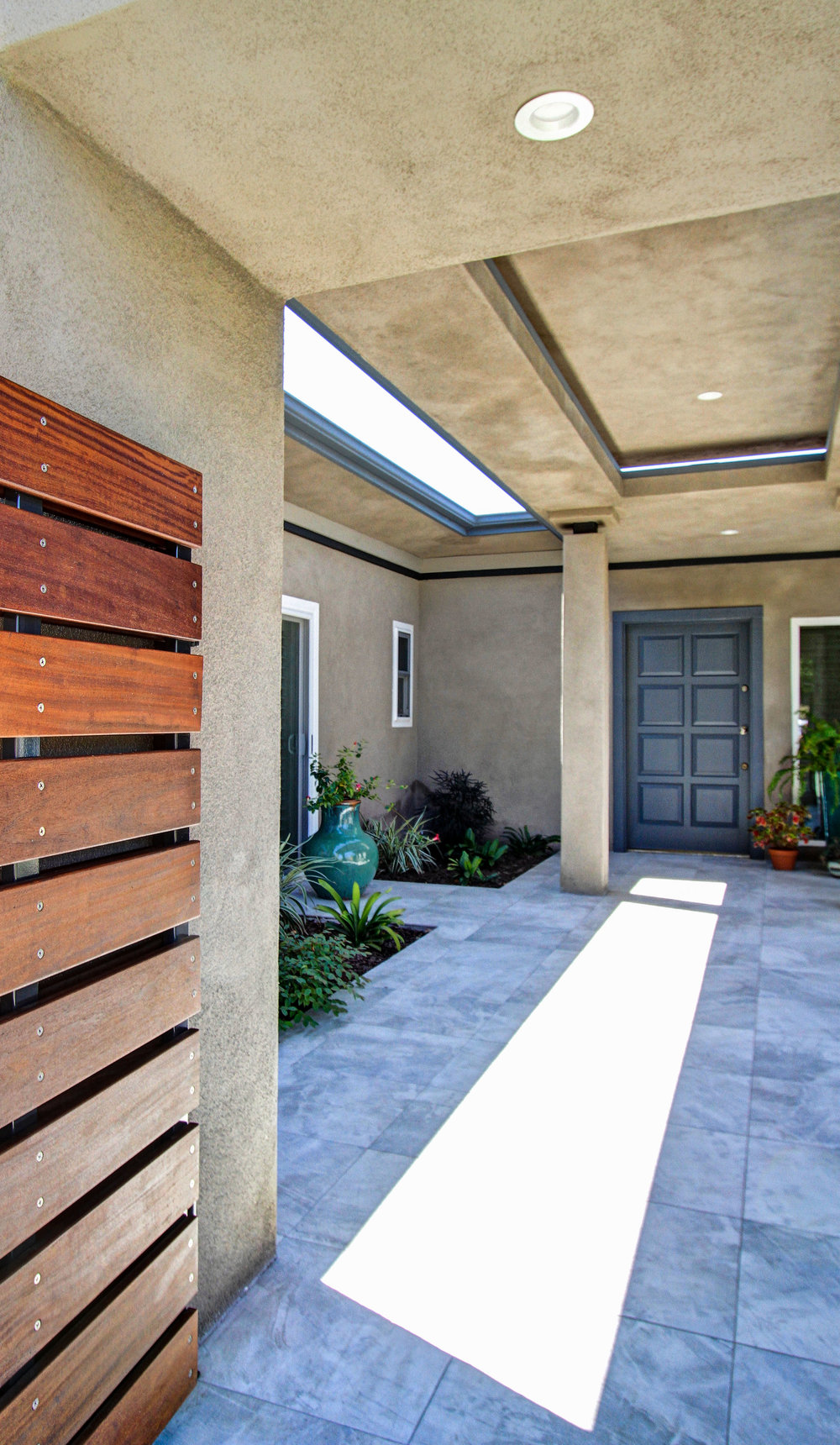 - We discovered Wendy Wilson through Angie's List and hired her to remodel and update several outdoor areas of our 40+ year old home, including front atrium, rear patio and spa area. She listened to our ideas, provided us with information to make informed decisions, and designed detailed plans.She is gifted with excellent interpersonal skills, a trait not always possessed by people in her field. Wendy was professional, punctual, thorough, and courteous. Her assistance through permit (HOA and city) and planning stages was invaluable. Wendy remained very responsive with regard to scheduling aspects of the work and finalizing decisions about the details. Communication was excellent, and regular email updates were clear and explicit, even when everything was going according to plan.Wendy stressed that the goal was to create spaces that we would enjoy, even if that meant changing our minds about details. All of her work was exemplary, completed on time, and within the original contract amount. We highly recommend her services and would employ Wendy again.
