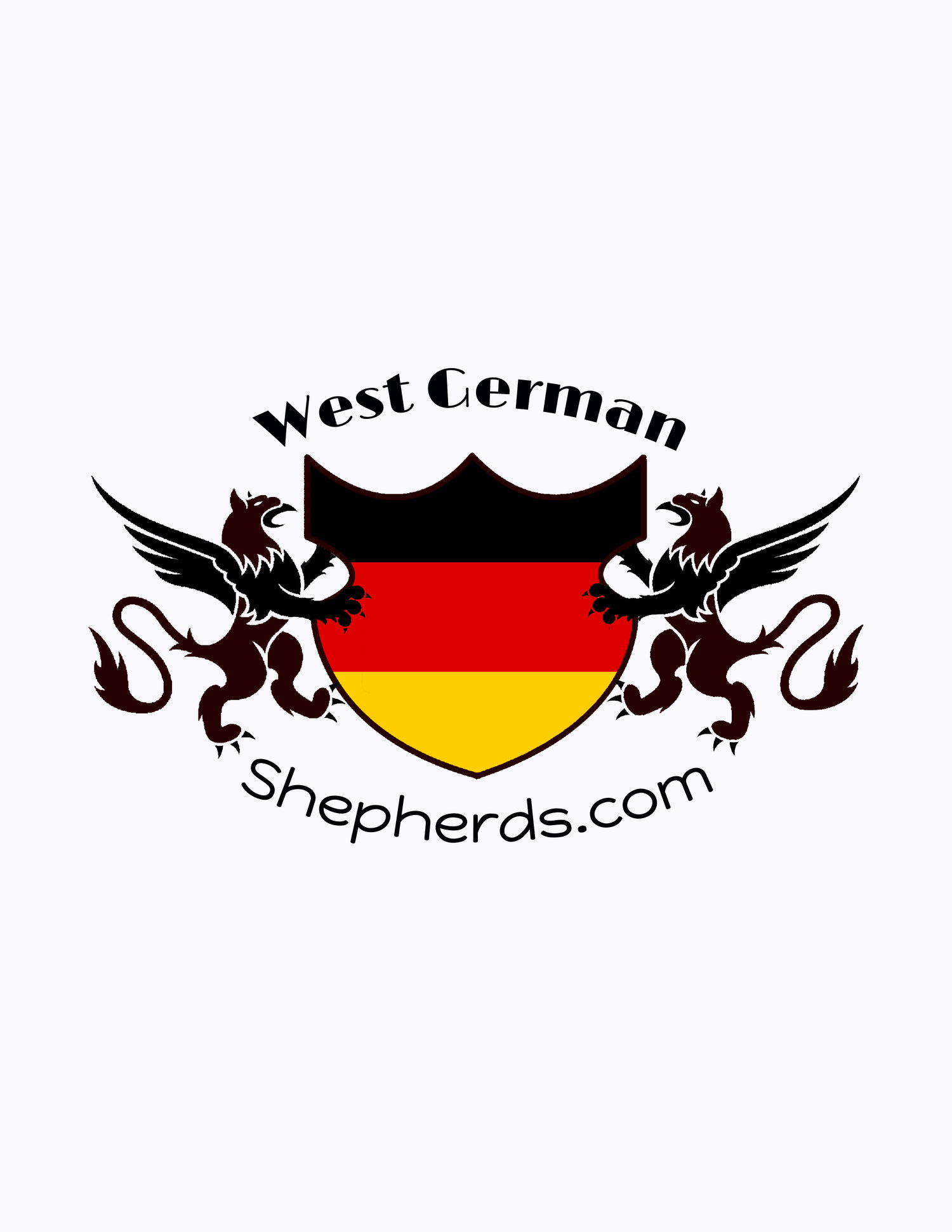 West German Shepherds