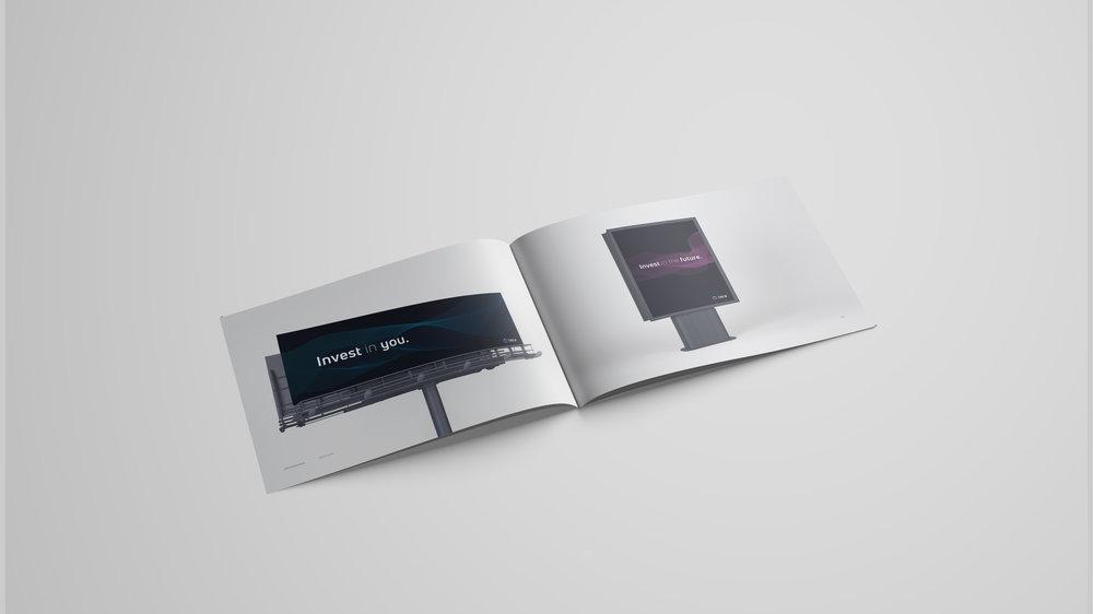intra brand book billboards