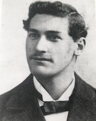 Mr Ernest wallace mylrea - head teacher 1920-1923
