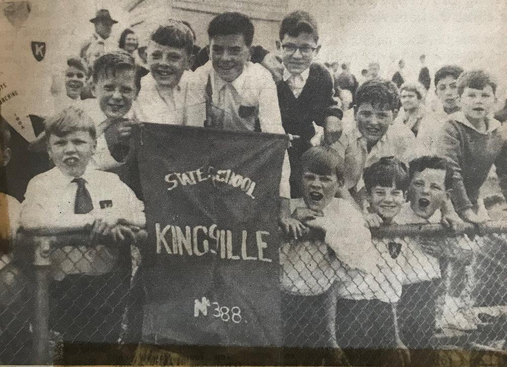 School pride 1964