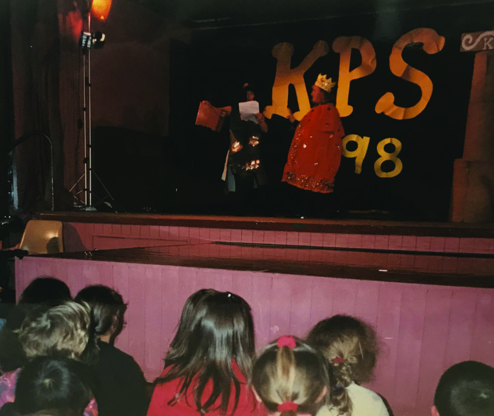 School Production, 1998