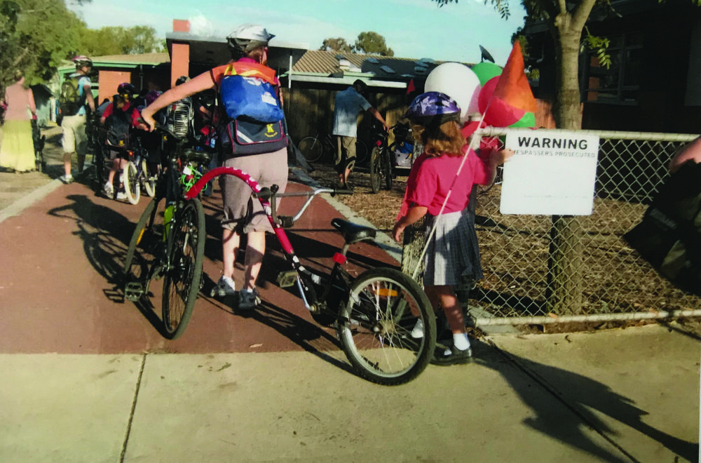 Ride to School Day
