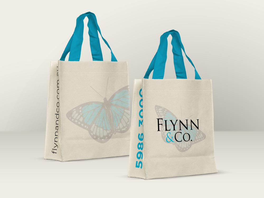 Flynn & Co. Real Estate - Tote Bag