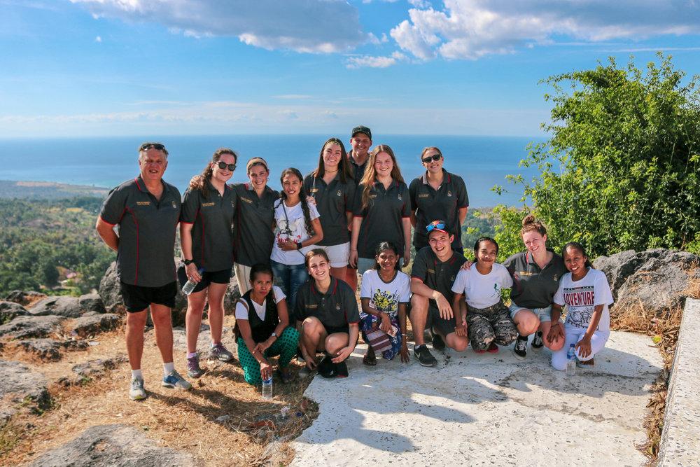 Padua College Timor-Leste Immersion 2018 - Staff, Students & Hosts