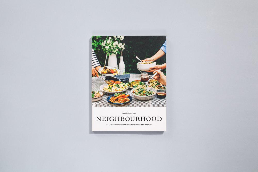 Author – Hetty McKinnon Designer – Daniel New Photographer – Luisa Brimble Styling – Erika Raxworthy Publisher – Plum