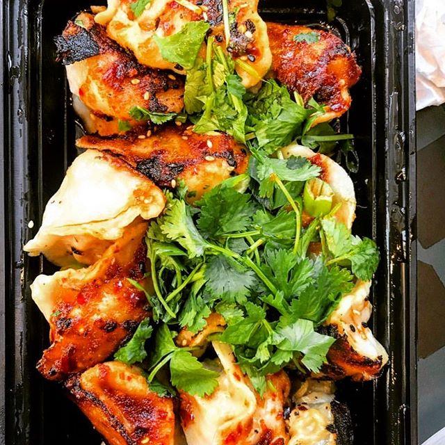 Cloudy with a chance of dumplings 🥟 📸: @jasmine61379 • • • • • #yumplingnyc #yumpling #foodtruck #nyceats #taiwanesefood #asianfood #dumplings #nycdumplings #eatdumplings #dumplinggang #nycfoodie #eaterny #foodporn #foodies #eatingnewyork #eatupnewyork #nycfood #foodbeast #newforkcity #bestfoodny #forkyeah #foodgasm #instayum #foodstagram #igfoodie #foodnation