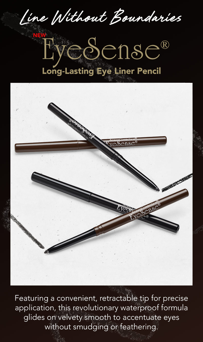 EyeSense Long Lasting Eye Liner Pencil - This Beauty Called Ours