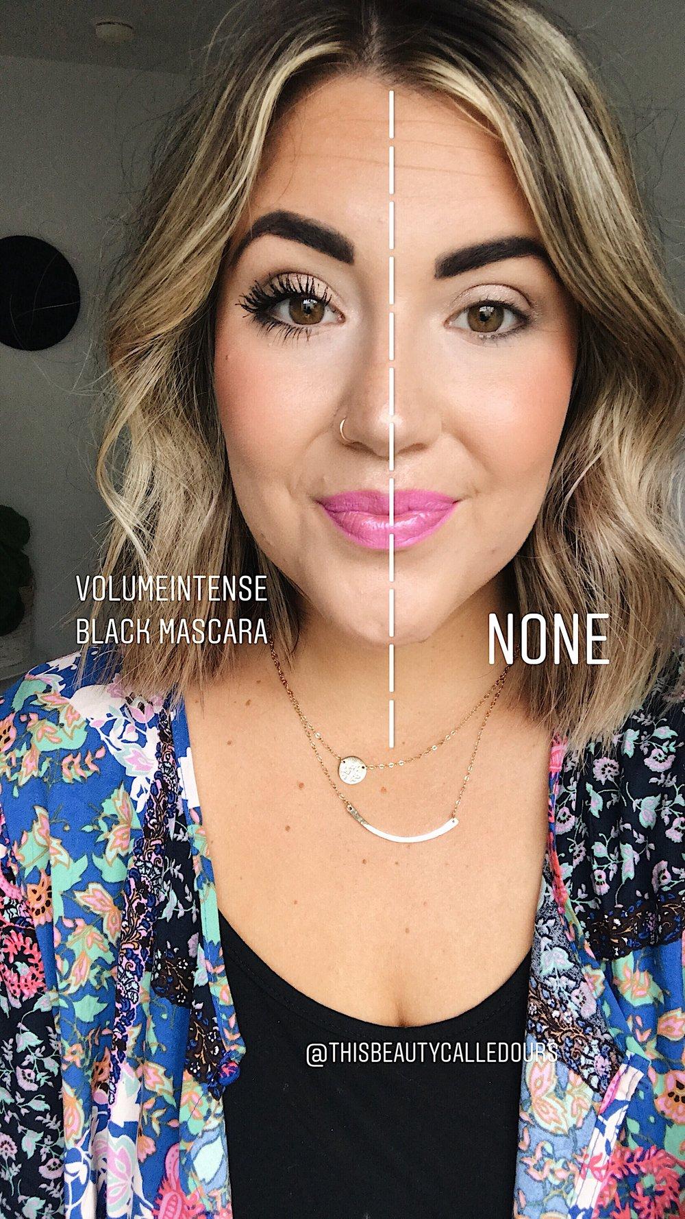 SeneGence Waterproof Mascara VolumeIntense - Emma Steadman