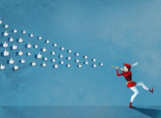 Illustration on social media by Marco Melgrati