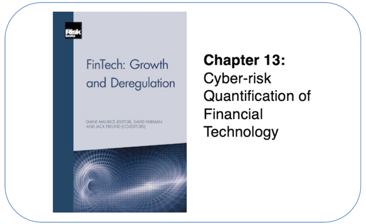 Book Chapter: Cyber Risk Quantification of Financial