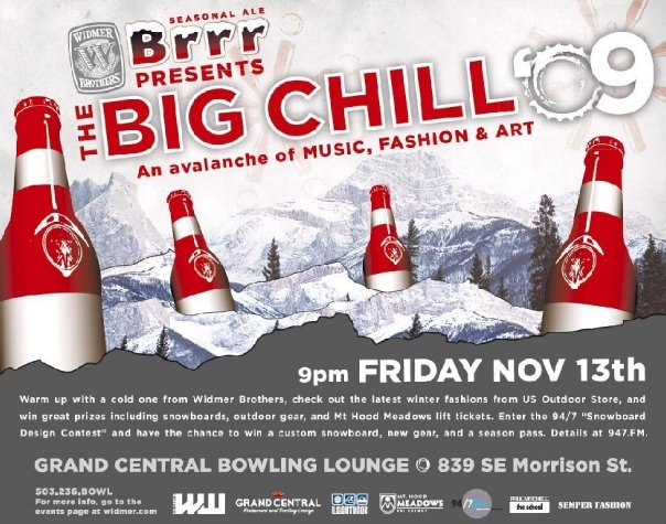 The Big Chill 2