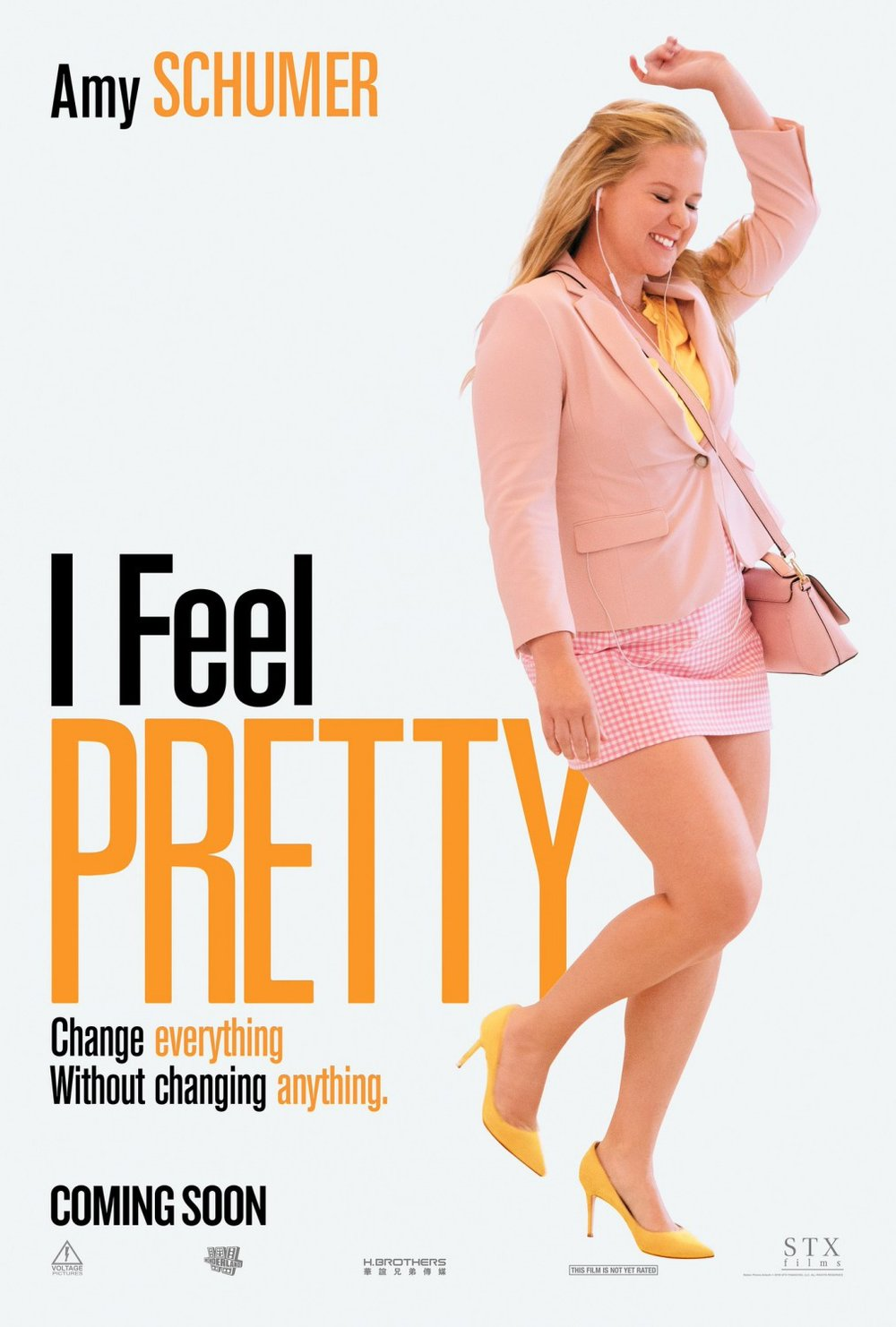 I Feel Pretty! - Visit Portland Fashion Week on Face Book for your chance to win a pair of VIP tickets for the advanced showing of this sure-to-be-a-hit comedy.Movie: I FEEL PRETTYCast: Amy Schumer, Michelle Williams, Rory Scovel, Emily Ratajkowski, Aidy Bryant, Naomi Campbell and Lauren HuttonSynopsis: in I FEEL PRETTY an ordinary woman who struggles with feelings of insecurity and inadequacy on a daily basis wakes from a fall believing she is suddenly the most beautiful and capable woman on the planet. With this newfound confidence she is empowered to live her life fearlessly and flawlessly, but what will happen when she realizes her appearance never changed?Trailer: https://www.youtube.com/watch?v=cVx9EFK3DWE