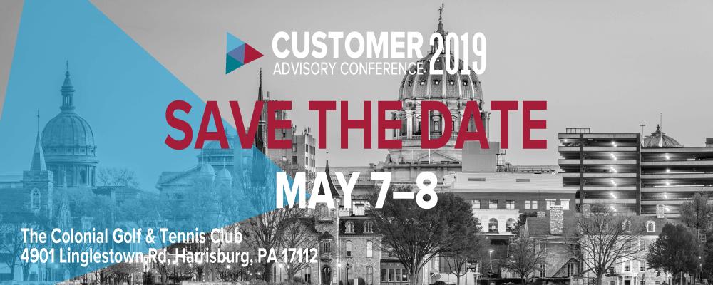 Customer Advisory Conference 2019