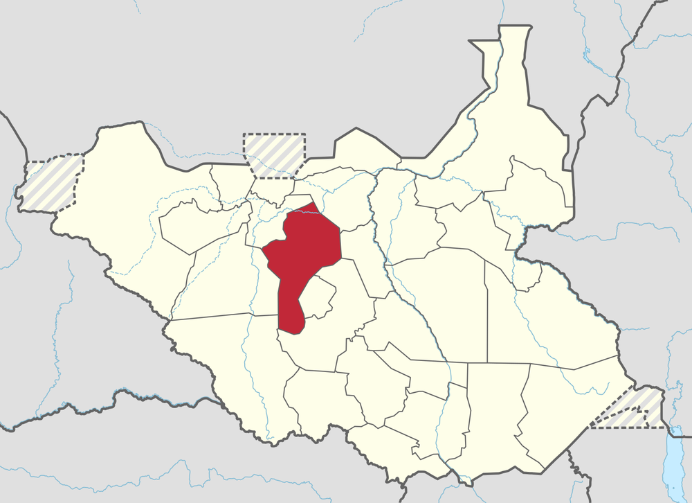 South Sudan — The Rainmaker Enterprise