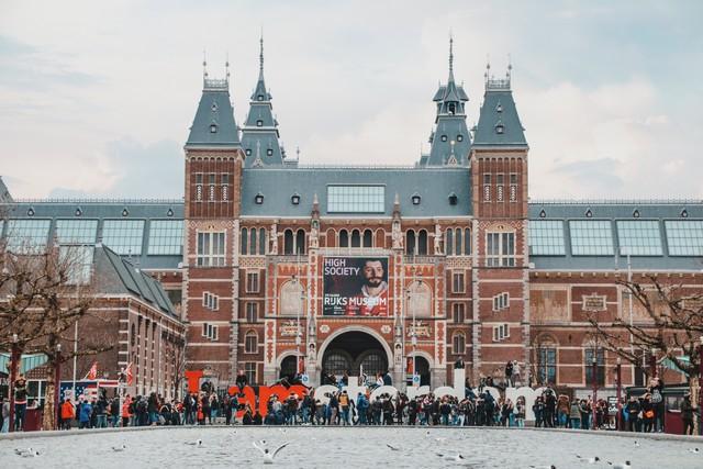 Rijksmuseum kaartjes viazoe
