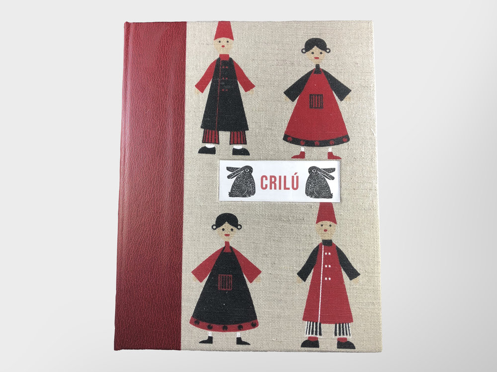 CRILÚ PRESCHOOL BOOK