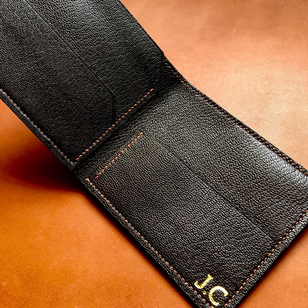 Bespoke Wallet (Initials: J.C)