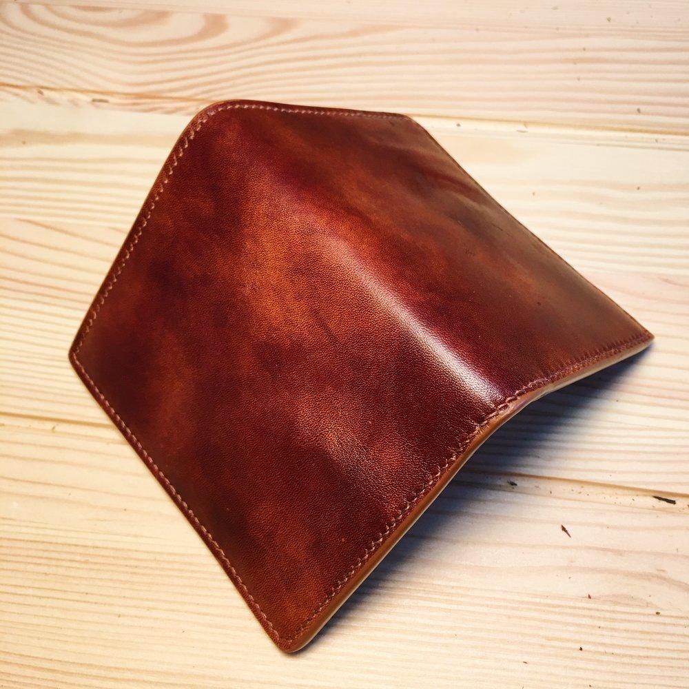Bifold wallet Museum Calf