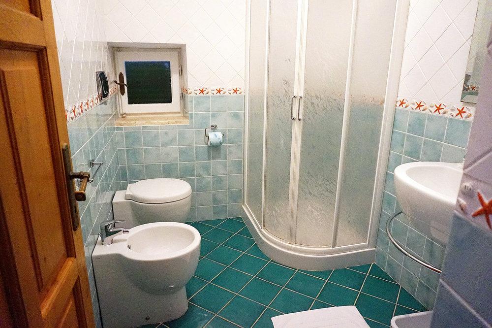Giglio VillaBathroom
