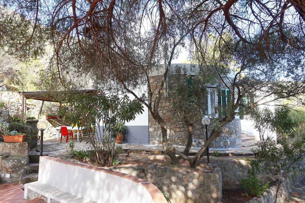 Copy of Giglio Villa terrace