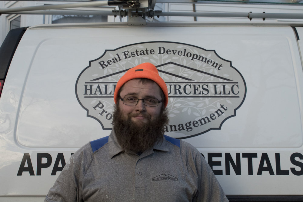 Austin Bourne - Maintenance Coordinator